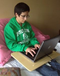 JJ writing in bedroom (1)